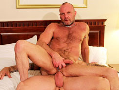Rocco Steele And Chad Brock from Alpha Males