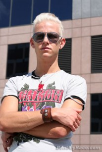 Skater Lars from Bentleyrace
