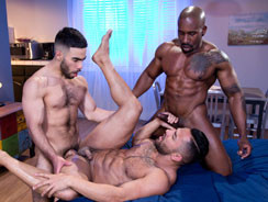 The Super 5 from Raging Stallion