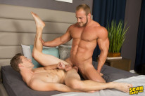 Brock And Robbie Bareback from Sean Cody