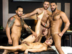 Telenovela Part 4 from Men.com