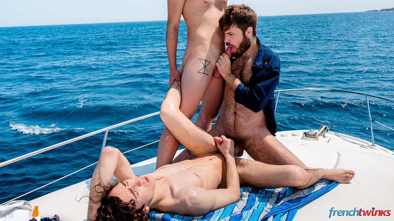 игры про секс в море - 9