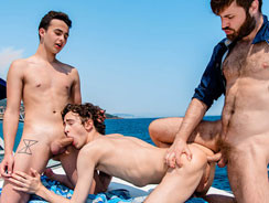 Sea Sex And Sun Episode 1 from French Twinks