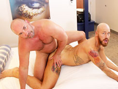Tyler Reed And Parker Logan from Breed Me Raw