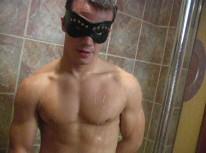Rickys Shower from Maskurbate