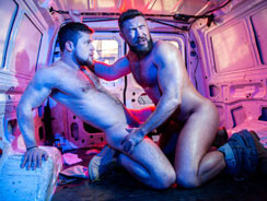 Bounty Hunters 3 from Raging Stallion