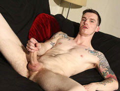 Aj Alexander from Hard Brit Lads