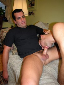 Marco Blows Rocco from New York Straight Men