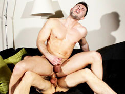 Yohann Banks And Shane Stone from Hard Brit Lads