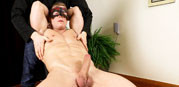 Pascal And Patrick Uncut from Maskurbate