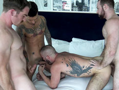 Gang Bang Breeders 3 from Naked Sword