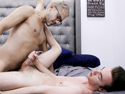 home - A Reason To Stay Late Ch 2 from Family Dick