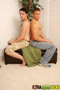 Damon And Aiden from Extra Big Dicks