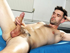Tom Long from Hard Brit Lads