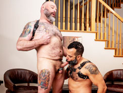 Worship Pig from Hairy And Raw