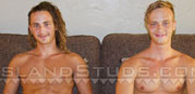 Jerk Off Brothers Ryan And Br from Island Studs