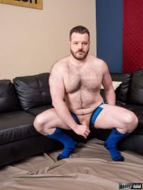 John Thomas from Hairy And Raw