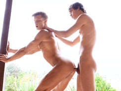 Christian Lundgren And Keiran from Bel Ami Online
