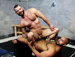 Leo Forte And Jake Morgan from Bad Puppy