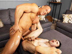 Jack And Jamie Bareback from Sean Cody