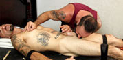 Joes Erotic Tickling from Tickled Hard