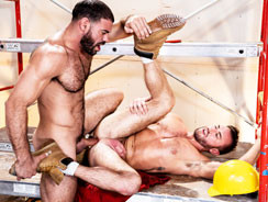Raw Construction 4 from Raging Stallion