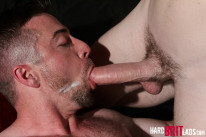 Daniel James And Scott Hunter from Hard Brit Lads