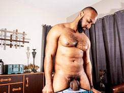 Ray Diesel from Bareback That Hole