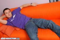 Peter Jerks Off from Jizz Addiction