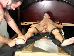 Andreas Tickle Torture from Tickled Hard
