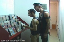 Bookstore Leather from Bareback Masters