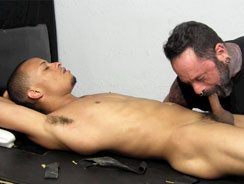 Reds Tickle Torture from Tickled Hard