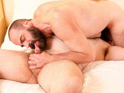 Michael Love And Steve Sommer from Hairy And Raw
