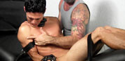 Coreys Tickle Torture from Tickled Hard
