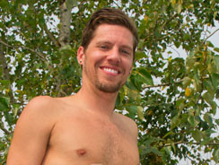Surfer Collin from Island Studs
