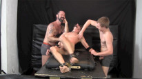 Zachs 4handed Tickle from Tickled Hard