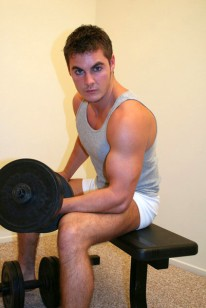 Brendens Work Out from Next Door Male