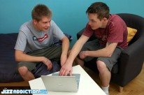 Jeremiah And Michael from Jizz Addiction