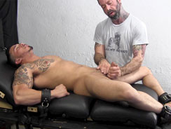 Javy D Tickled from Tickled Hard