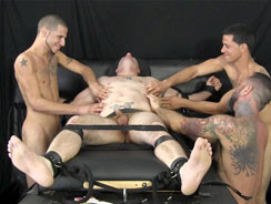 Cassidy Tickled from Tickled Hard