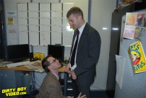 Office Cram Session from Dirty Boy Video