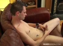 Josh S Jerks Off from Blake Mason