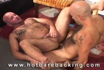 Dexter And Jaccoo Fuck Bareback from Hot Barebacking