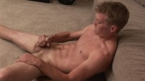Abe Jerks Off from Sean Cody