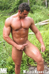 Frank Defeo from Muscle Hunks