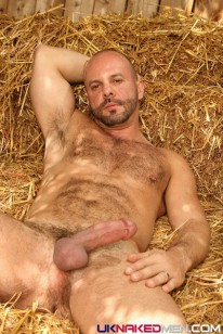 Carlo Cox from Uk Naked Men