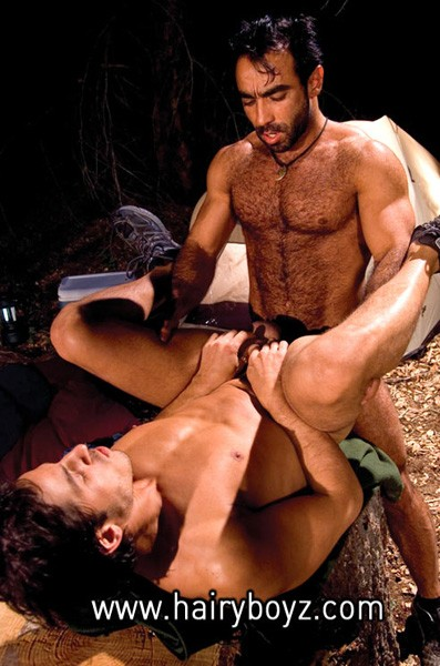 Hairy and smooth muscle boyz