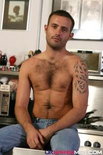 Toby Returns from Uk Naked Men