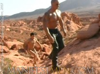 Valley Of Fire from Manifest Men