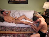 Marco Loves Jeremy from New York Straight Men